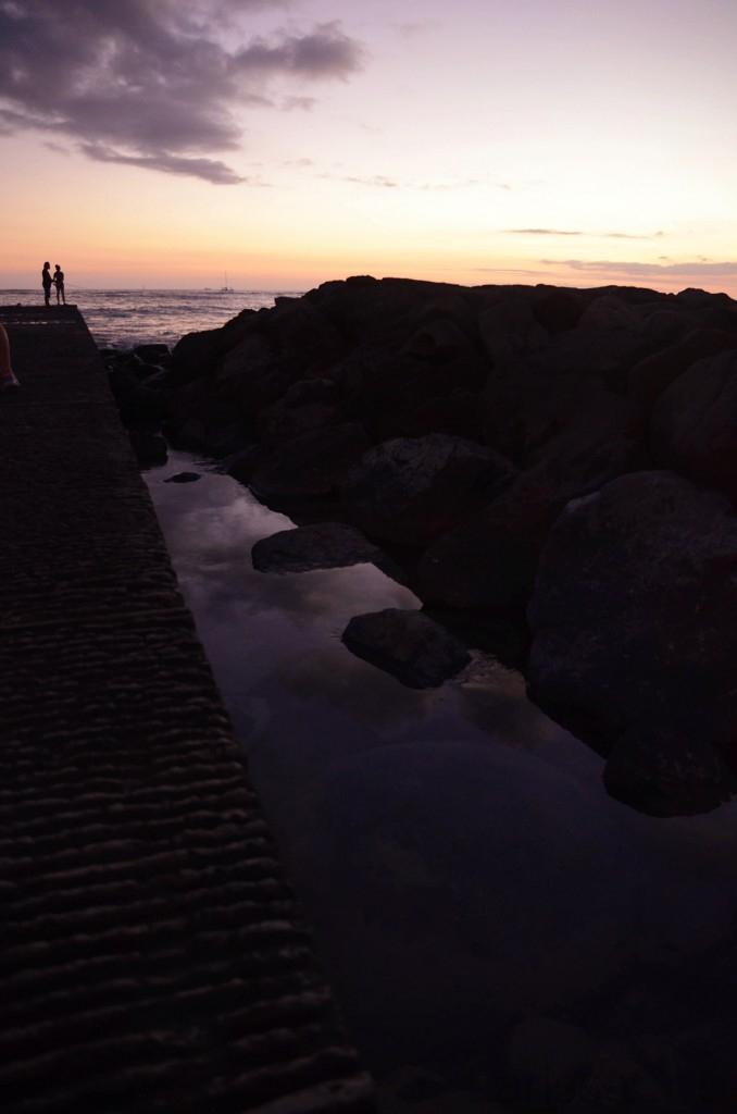 Golden Hour – Waikiki