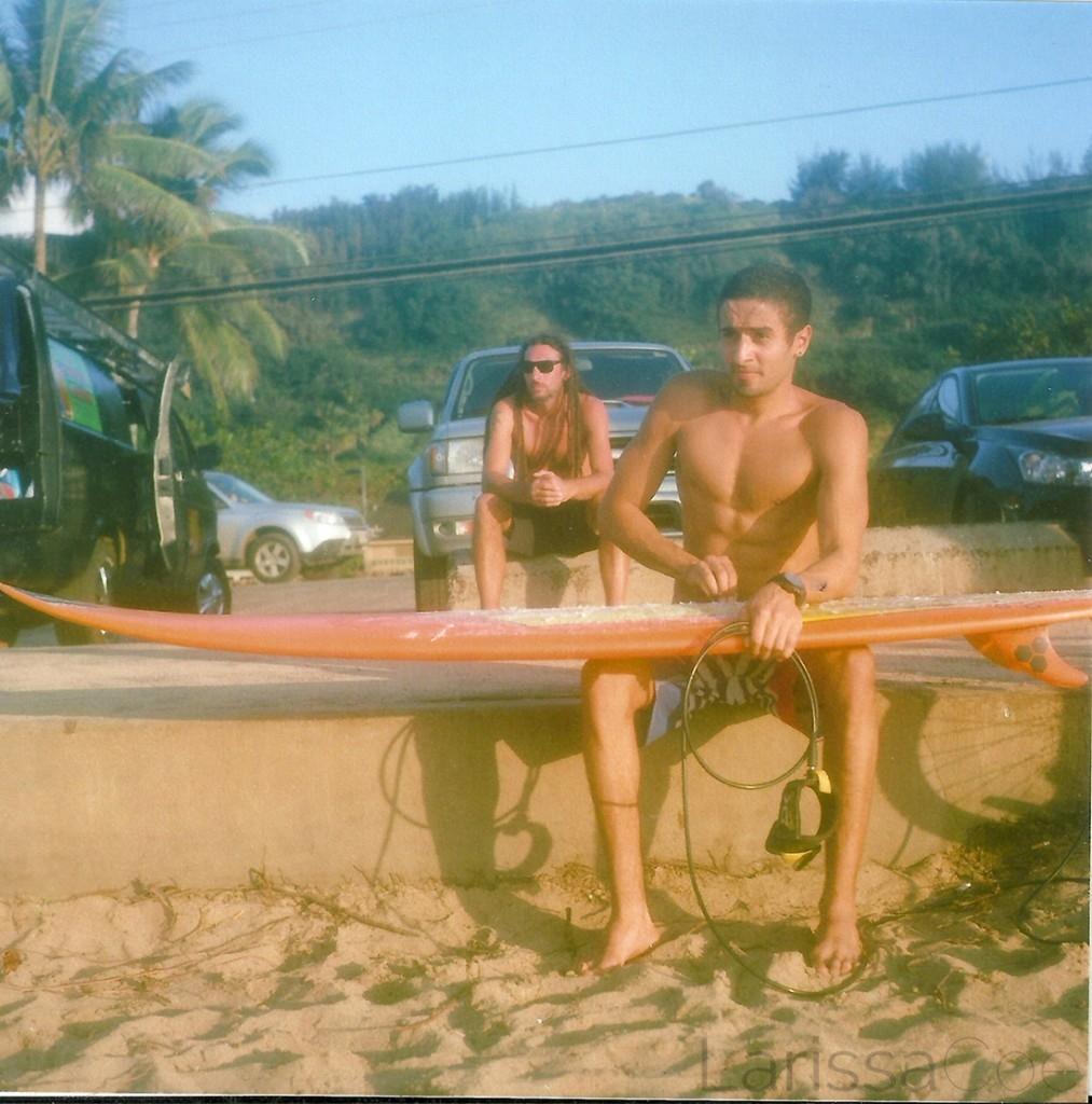 Surfer – North Shore