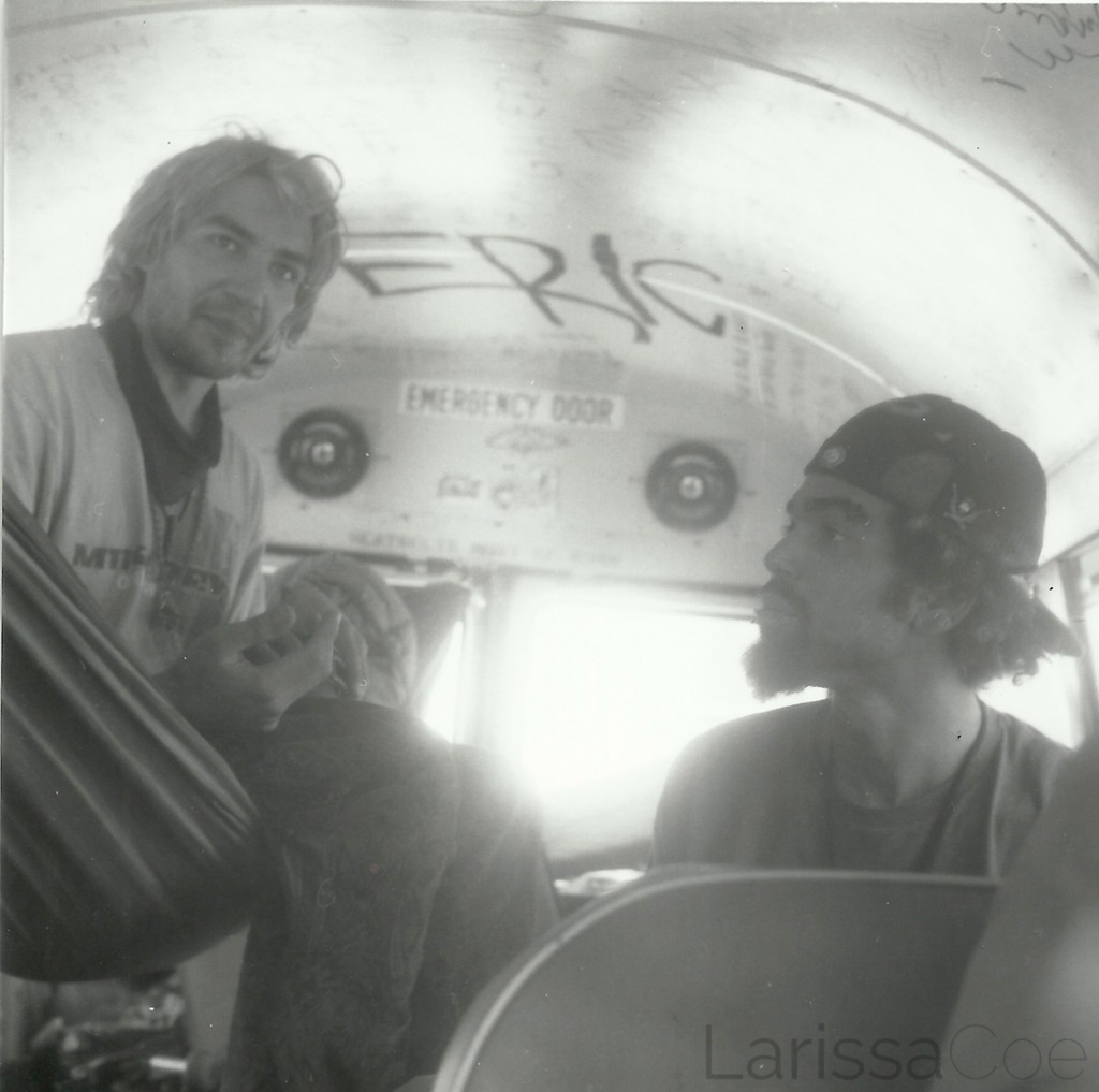 Drifter's Bus