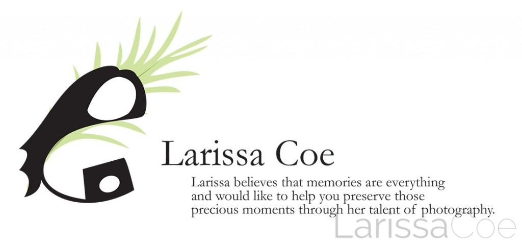 Larissa Coe logo